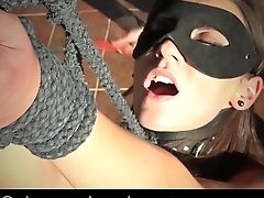 Household Dual Agony For High High-heeled Shoes Spandex Submissive Julie And Hot Caroline