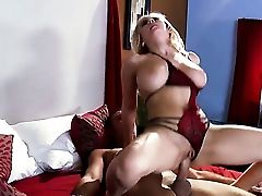 Blonde Madison Ivy Gets The Fuck Of Her Fantasies With Horny Bang Acquaintance Keiran Lee