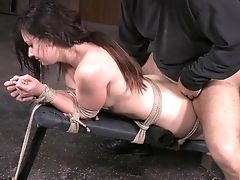 Roughest Domination & Submission Prone-bone Banging For The Delicious Amy Faye