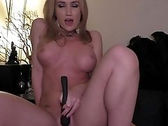 Angela Sommers Blessed Fresh Year Muff Frigging
