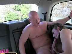 Femalefaketaxi Cabbie Loves Paramedics Big Jizz-shotgun
