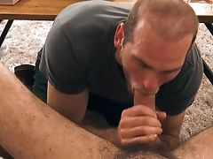 Gonzo Bisexual Threesome With An Attractive Gf. Hd