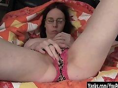 Yanks Rose - Timid Woman Jizm
