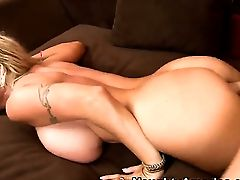 Blonde Holly Halston With Giant Melons And Trimmed Twat And Horny Boy Chris Johnson Have A Lot Of Sexual Energy To Spend