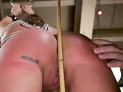 Awesome Buxom Penny Pax Is Ready For Some Brutal Restraint Bondage And Fuck