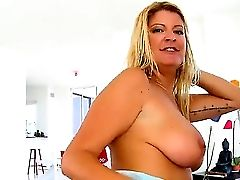 We Have Robbye Bentley With Us Today And Man Is She Horny! Shes Despairingly In Need Of Some Youthfull Dick. When She Gets This Youthfull Dude She Get