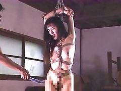 Tied Up Japanese Honey Gets Fucked By Her Non-traditional Paramour. Hd Vid