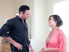 Mommy Fucked Big Time In The Bathroom By Junior Masculine