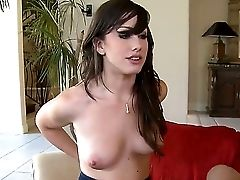Jennifer Milky Meets Billy Slip And Commence To Suck His Dick Like It Is Her Last Chance To Be Fucked