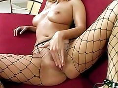 Attractive Revved On One Of A Kind Blonde Beauty Jordan
