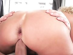 Blonde Is The One Hot Stud Loves To Fuck