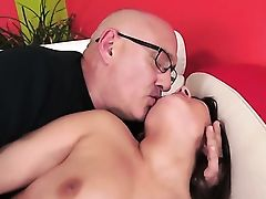 Nubile And A Lucky Boy Love Oral Fuck-a-thon They Will Never Leave Behind