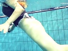 Duna Bultihalo Underwater Naked Stunner