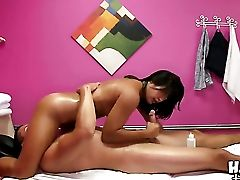Mia Li Cant Keep Her Antsy Palms Off Dudes Pulsating Schlong
