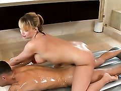 Criss Strokes Is Horny As Hell And Cant Wait Any More To Pound Maya Hill