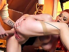 Danny D Shows Nice Fucky-fucky Tricks To Jasmine James With The Help Of His Pulsating Dick