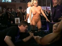 Svelte Blonde Bree Olson Senses Convenient In Front Of The Camera