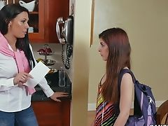 Point Of View Vid Of Dual Blow-job By Rachel Starr And Sally Squirt