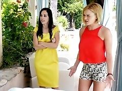 Girly-girl Daughter-in-law Exchange