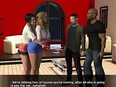Wifey&gold Digger:sexy Bday Soiree-ep 12