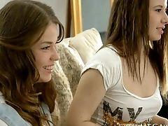 Smallish Tittied Teenage Jacqueline Attempts To Satiate Gf With Fresh Intercourse Fucktoy