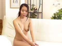 Naked Asiantsuno Miho Adores To Have Fun Fuck-a-thon Games Before A Rear End Style